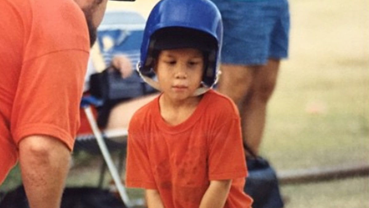 Guess Who This Tee-Ball Tot Turned Into!