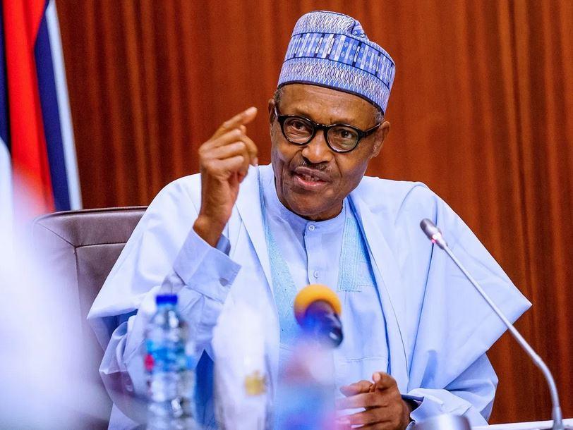 Facebook Deletes Buhari's Civil War Statement For Violating Policy
