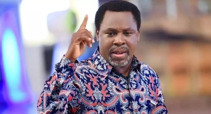 T.B Joshua's Church Releases Statement To Confirm his Death