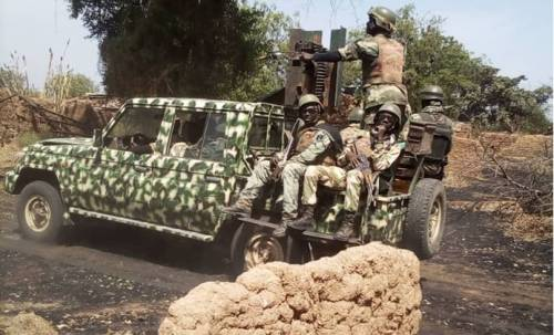How Nigerian Army Sentenced Me To Death, Still Threatening To Kill Me