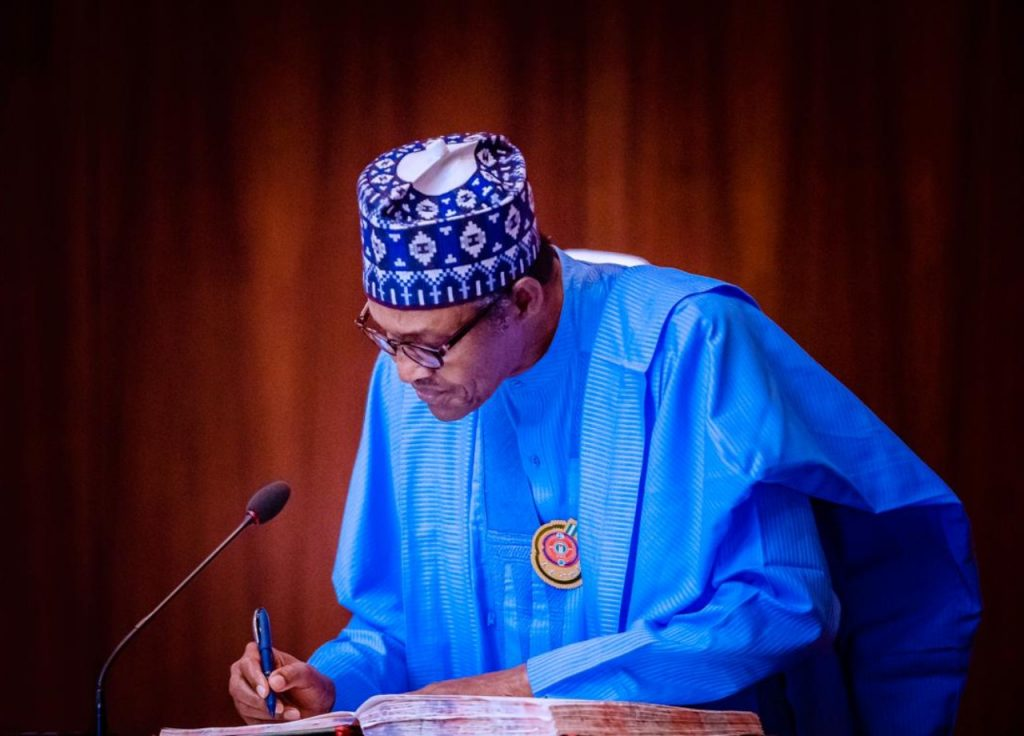 Buhari Appoints Aides For First Lady