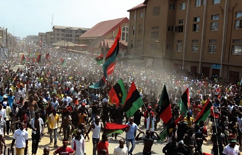 Security Operatives & IPOB Clash In Anambra, Two Dead