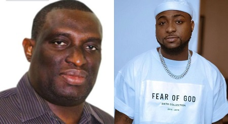 'I Nearly Beat Davido The First Time We Met'