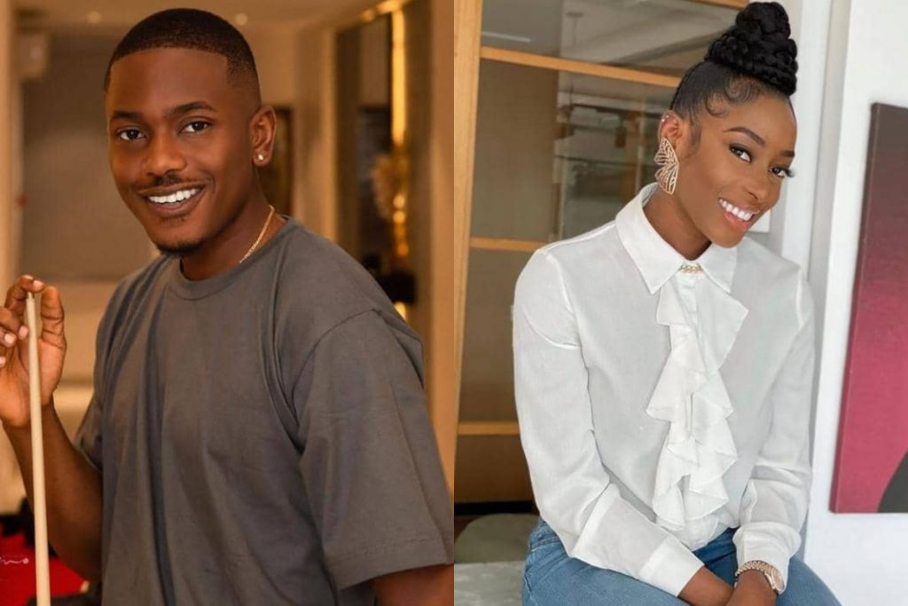Dorcas Fapson Reacts To Allegation Of Having S*x With Actor, Timini Egbuson