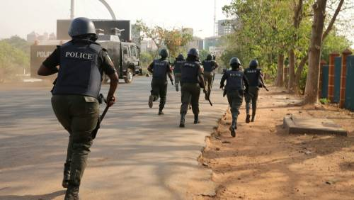 Oh No! Gunmen Attack Police Station Again, Kill Officer In Akwa Ibom