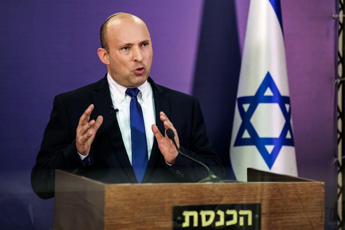 Netanyahu Out, Naftali Bennett Sworn In As Israel's New Prime Minister