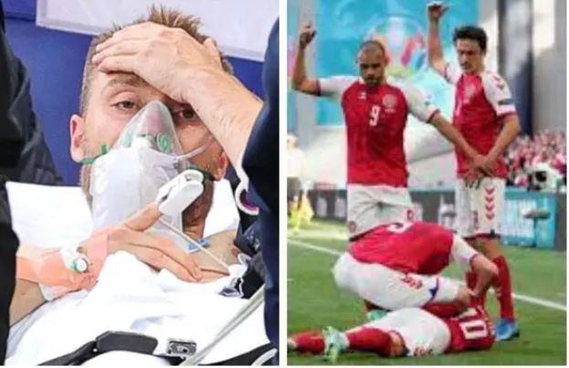 Christian Eriksen Speaks Up Following On-pitch Cardiac Arrest