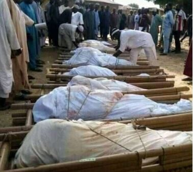Twelve Killed By Armed Bandits In Sokoto (Photos)