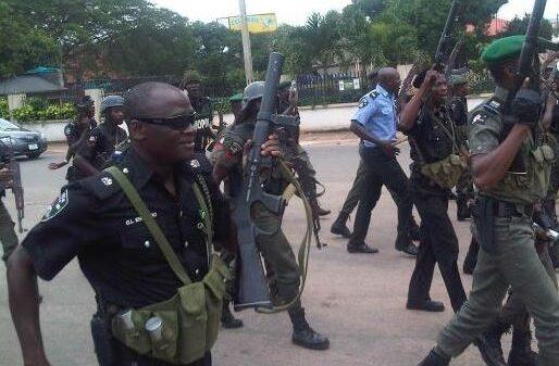 Police Rescue 26 Abducted Children In Ebonyi
