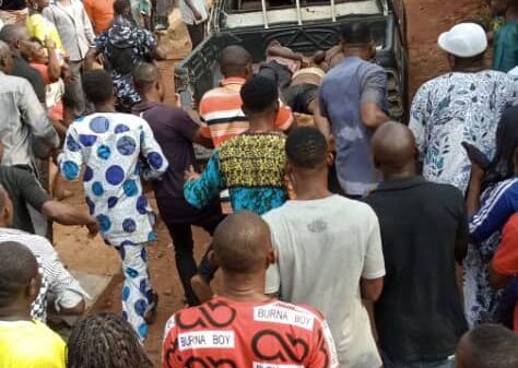 Four Men Found Dead Inside A Well In Delta State (Graphic Photos)