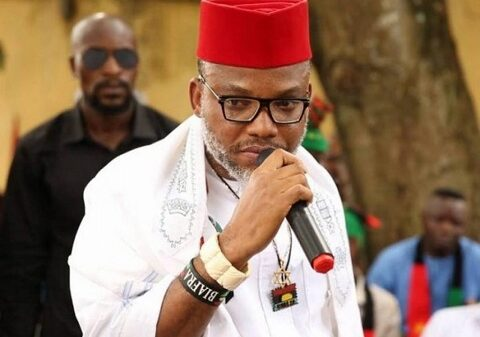 Nnamdi Kanu Reacts After Apostle Johnson Suleman Warned Buhari That IPOB Has God