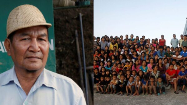 Man With 39 Wives And 94 Children Dies at 76 (Photo)