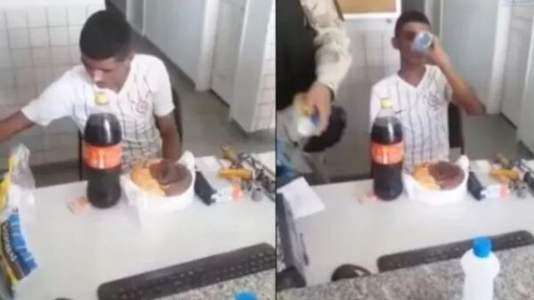 Shocking! Police Throw Surprise Party For Robber Arrested On His 18th Birthday