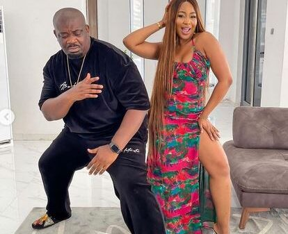 Reality Star Erica Meets Don Jazzy (Photos)