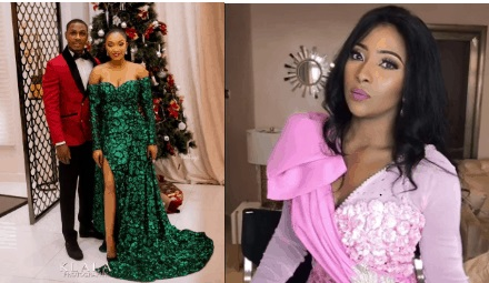 Footballer Jude Ighalo's Wife, Adesuwa Sonia Breaks Silence Over Rumour That Her Husband Is Cheating With Nollywood Actress Lilian Esoro