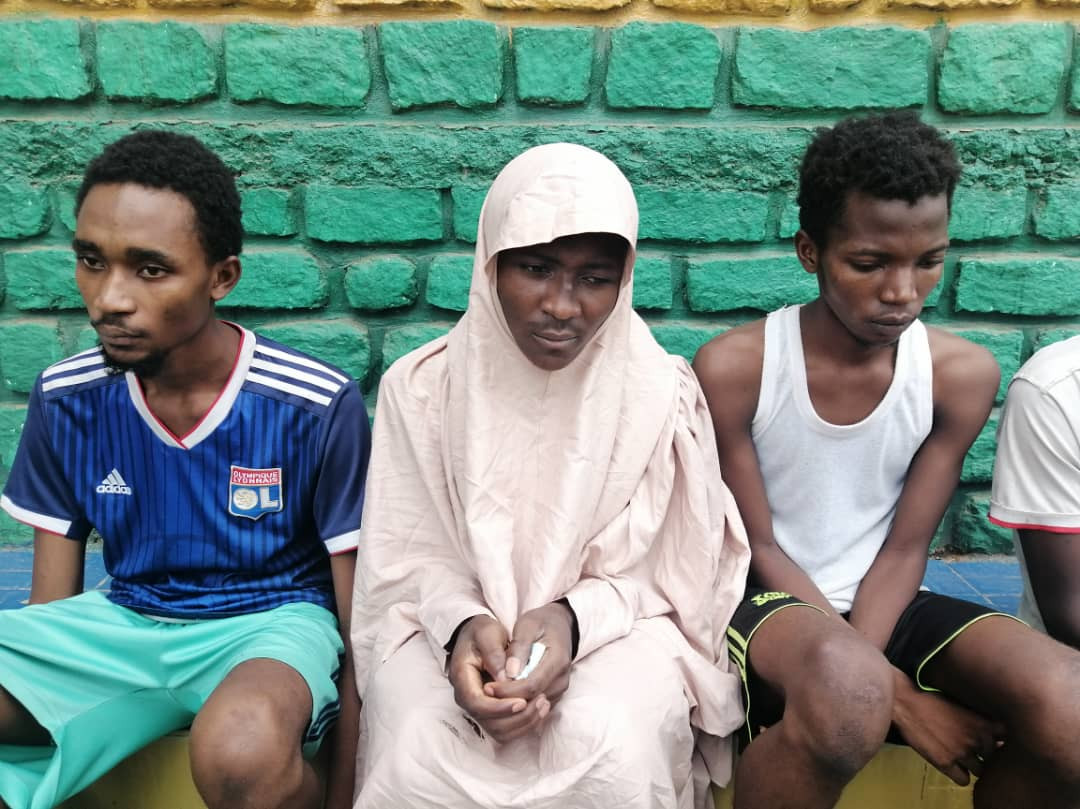 Drama As Three Men Are Nabbed For Conspiring To Kidnap Their Neighbor's 4-Year-Old Son