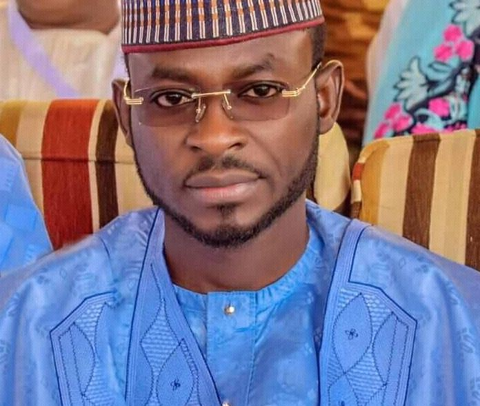 Buhari's Former Aide, Reps Member, Shaaban Sharada Suspended From APC For One Year