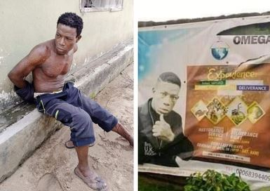 Shocking! Pastor Allegedly Kills Wife, Buries Corpse In Shallow Grave In Akwa Ibom