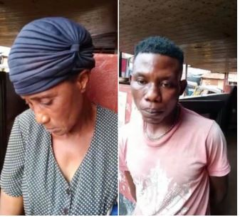 Grandmother Who Uses Her 7-year-old Granddaughter As Sex Slave Arrested In Imo (Video)