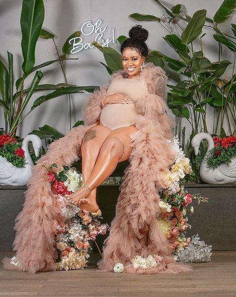 Socialite Vera Sidika Flaunts Baby Bump In New Photo
