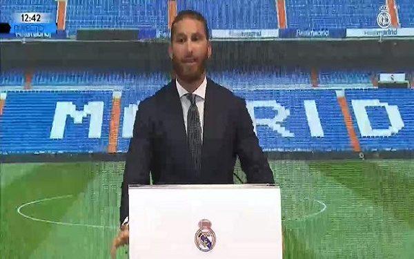 I'll Be Back - Sergio Ramos Bids Real Madrid Tearful Farewell