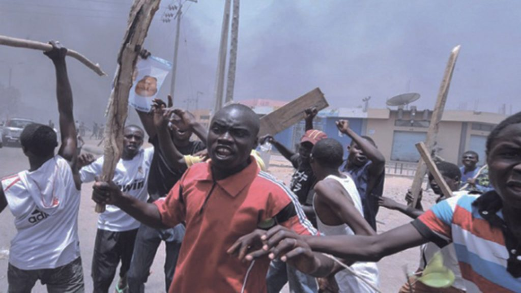 Thugs Invade Delta Court, Chase Away Judge, Lawyers