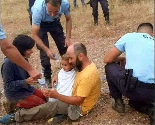 2-Year-Old Boy Found Alive Inside A Bush 36 Hours After Going Missing From His Bed (Photos)
