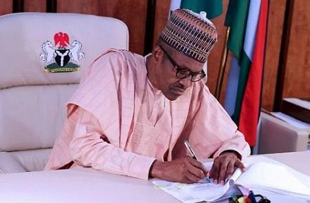 Buhari Appoints Five New Perm Secs