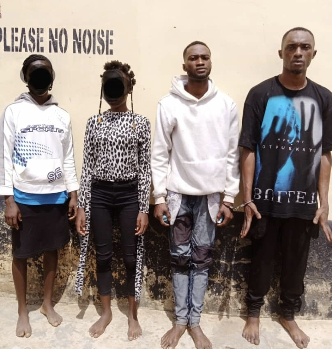 16-Year-Old Girl Conspires With Boyfriend, Others To Fake Her Kidnapping In Ekiti...You Won't Believe Why