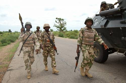 Nigerian Military Rescues 800 Cows During Operation To Free Abducted Kebbi School Pupils