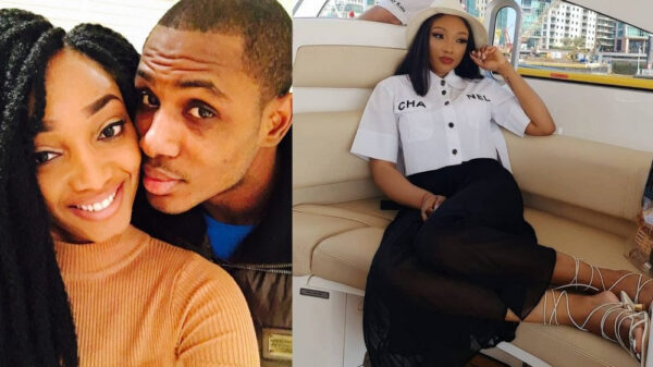 Jude Ighalo's Wife, Sonia, Subtly Calls Him Out As He Welcomes Baby From Another Woman