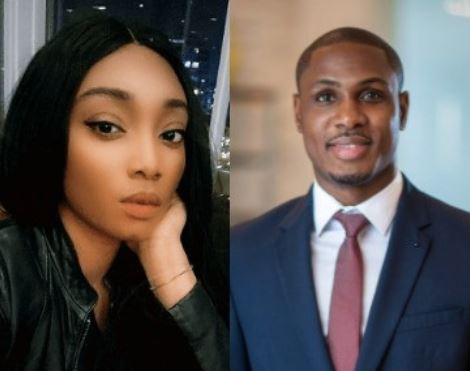Jude Ighalo's Wife, Sonia, Hits Back At Trolls Who Say She Is Pained For Calling Him Out