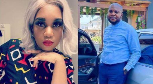 Ubi Franklin's Baby Mama, Sandra Updates Her Bio After Rumor Of Her Romance With Businessman Steve Chidi