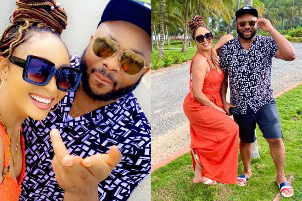 """""""To All Mothers Playing The Roles of Fathers, May God Give You Peace of Mind"""" – Tonto Dikeh's Ex, Olakunle Churchill"""