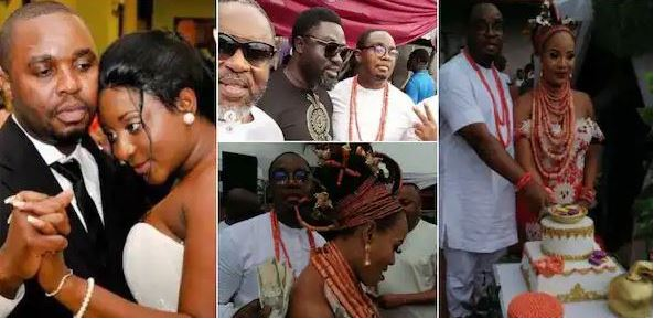 Ini Edo's Ex-husband Philip, Remarries For The Third Time (Photos)