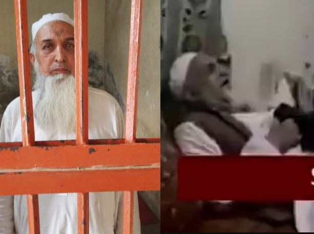 Muslim Cleric Caught On Video Sexually Assaulting A Male Student (Photos)
