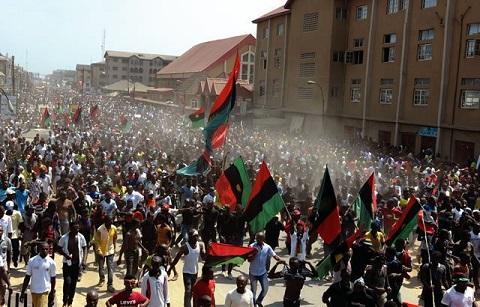 Unban IPOB Before Any Dialogue – HURIWA Tells Buhari, S/East Governors