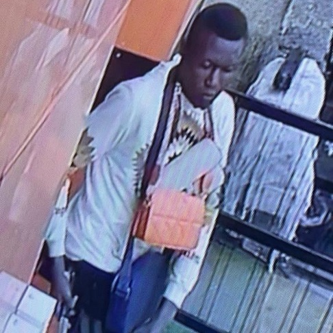 CCTV Captures Robbery Inside A Salon In Lagos (Video)
