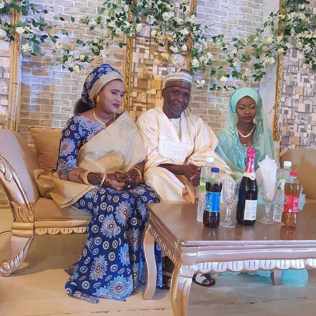 Reactions As First Wife Actively Participates In Her Husband's Wedding To Another Woman (Photos)