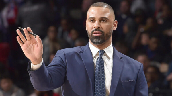 Nigerian Man Makes History In US, Appointed Coach Of NBA Team (Photo)
