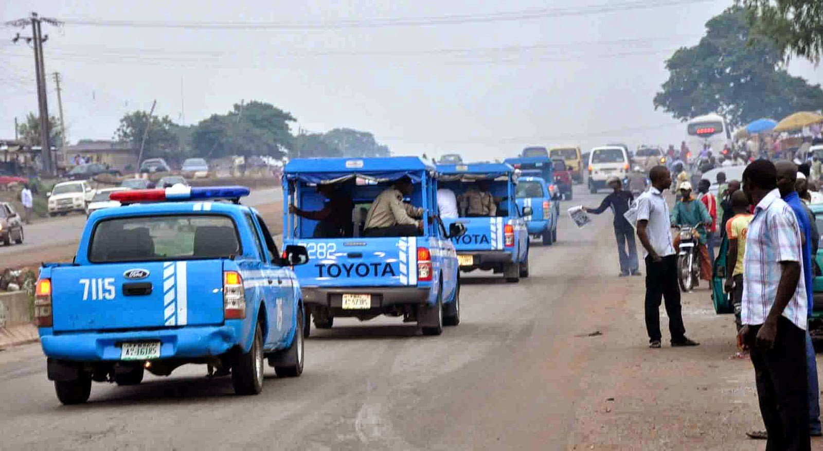 'We're Not Recruiting' – FRSC Warns Candidates About Fake Recruitment