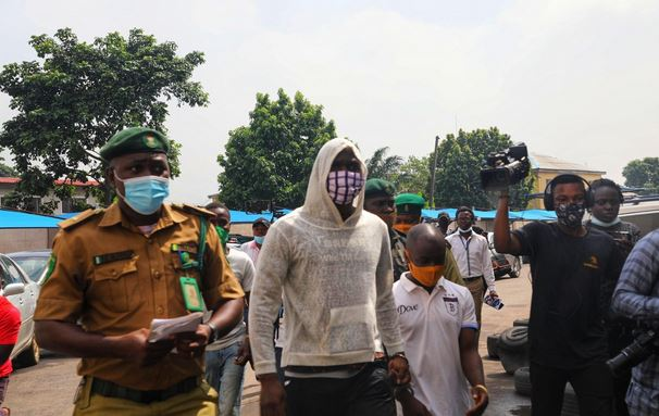 Two SANs, 17 Lawyers Storm Court For Baba Ijesha Trial