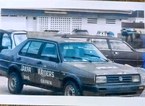 Edo Police Convert Stolen Car Recovered From Robbers To Patrol Vehicle, Disobey Court Order To Compensate Owner