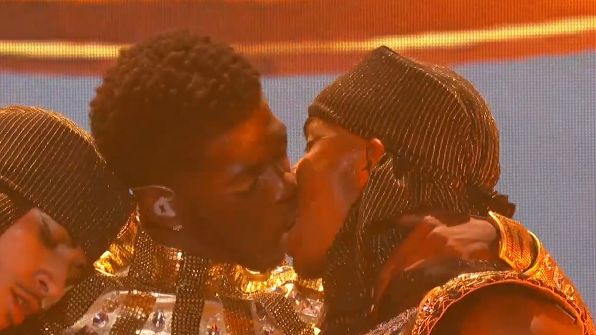 Lil Nas X Defends His BET Awards Performance & Kiss, Diddy Gives Props