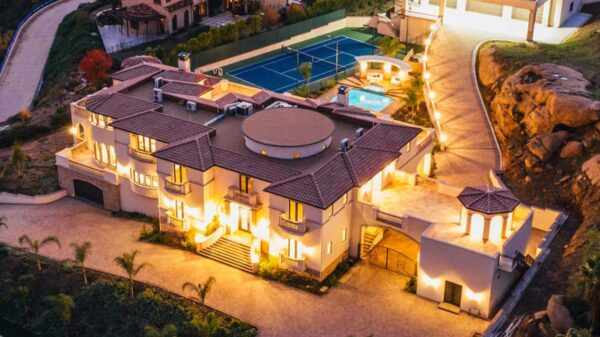 Rapper Polo G Drops Nearly $5 Million on CA Mansion