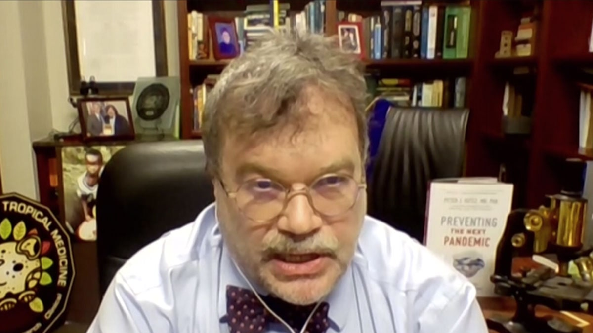 Jon Stewart's COVID Lab Rant Hurts Frontline Scientists, Says Dr. Peter Hotez