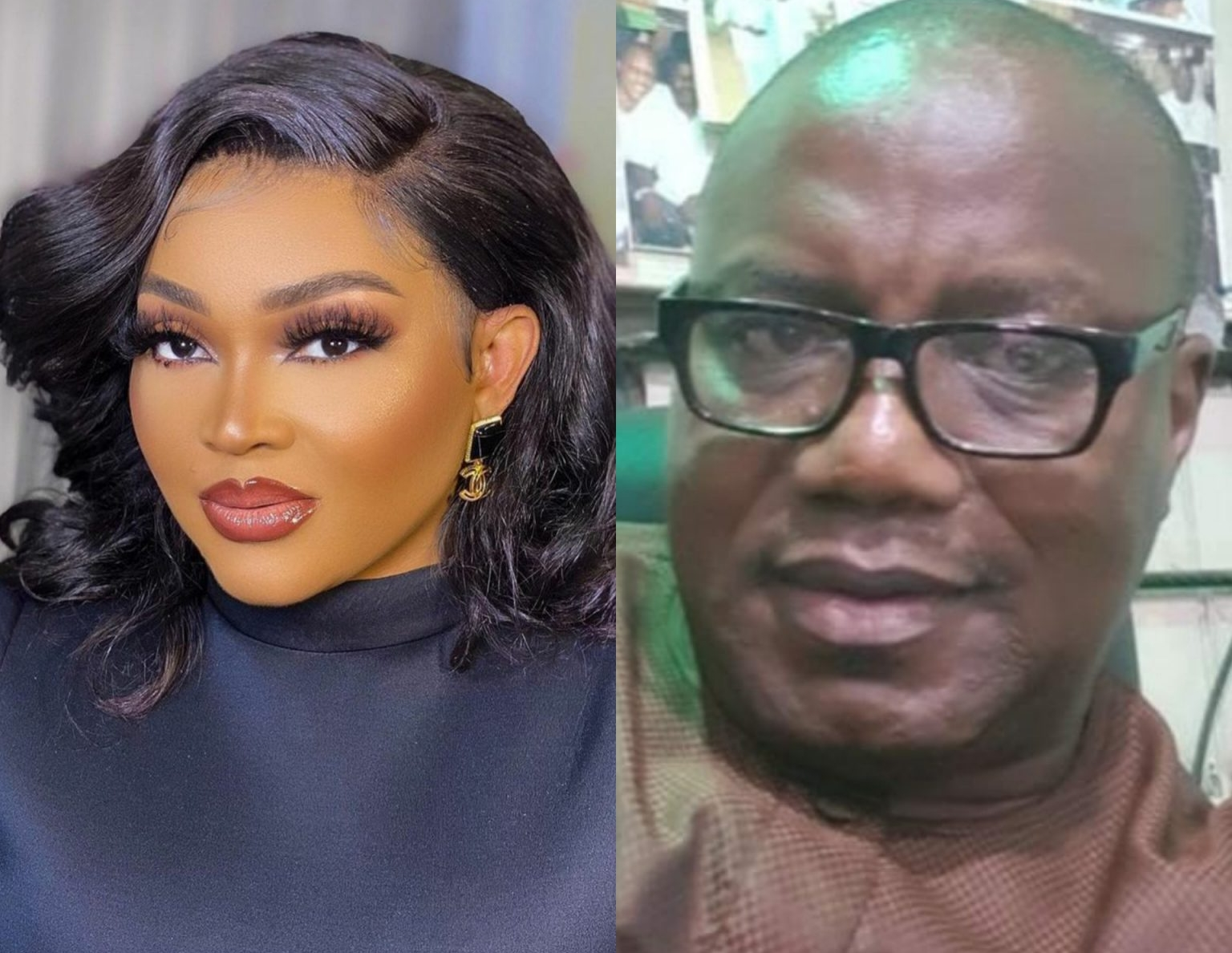 I'll expose your prostitution, fake life – Lanre Gentry blasts Mercy Aigbe says he will expose