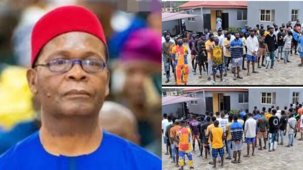 """""""We are in real trouble"""" -Joe Igbokwe laments, after EFCC arrested 50 alleged internet fraudsters"""
