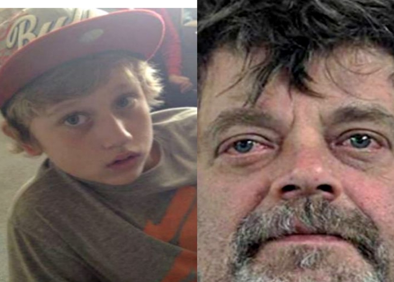 Dad 'killed 13-year-old son after the boy found pics of him in women's underwear eating poo'