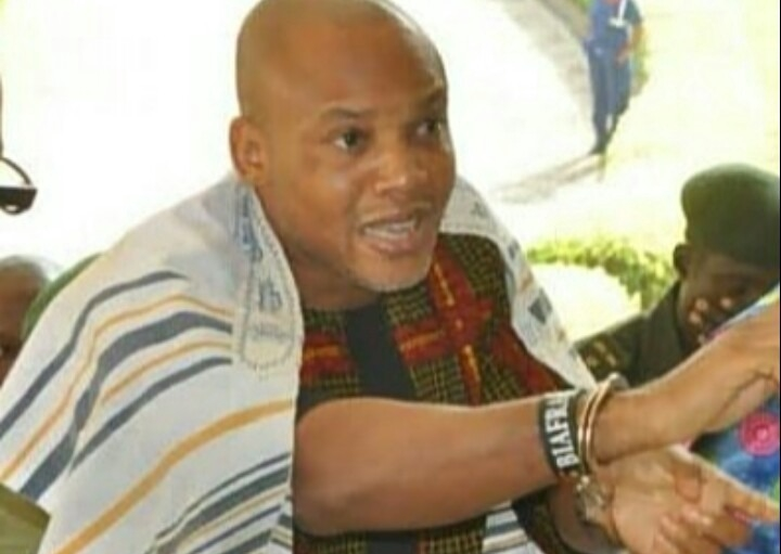 """""""Nnamdi Kanu Was Trapped With Woman"""" - Archbisop"""